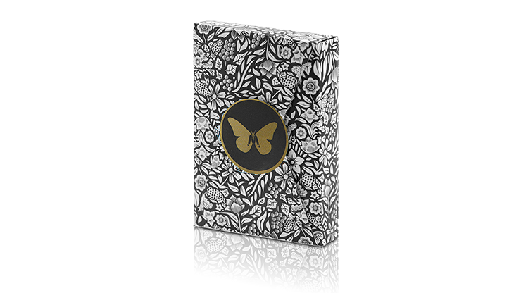 Limited Edition Butterfly Playing Cards