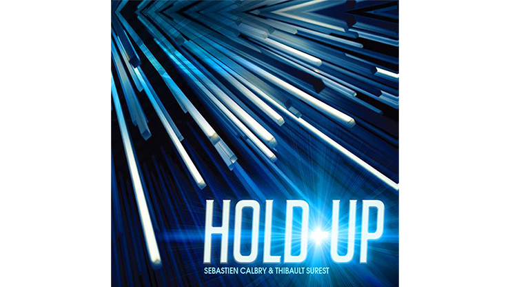 HOLD UP Blue (Gimmick and Online Instruc
