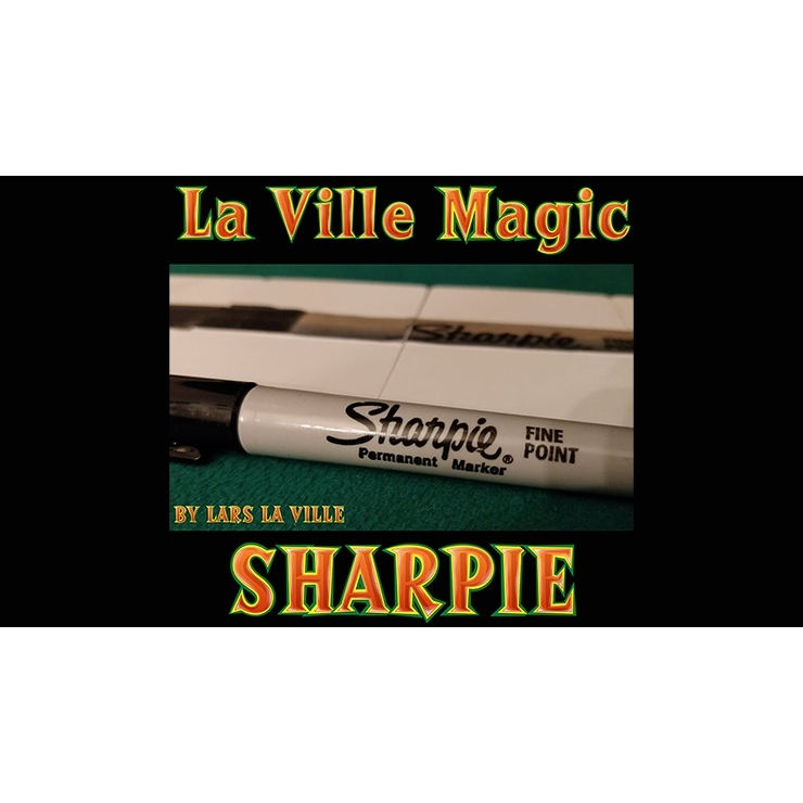 Sharpie by Lars La Ville/La Ville Magic video DOWNLOAD