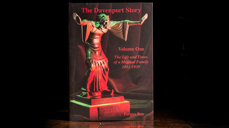 The Davenport Story Volume 1 The Life an