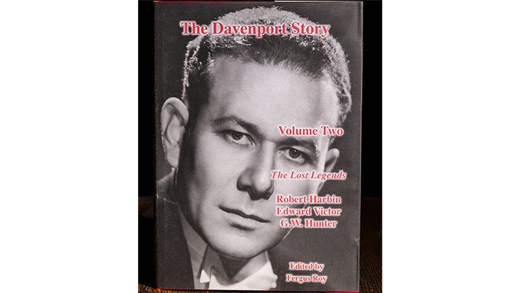 The Davenport Story Volume 2 The Lost Le