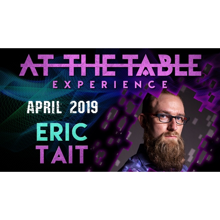 At The Table Live Lecture Erik Tait Apri