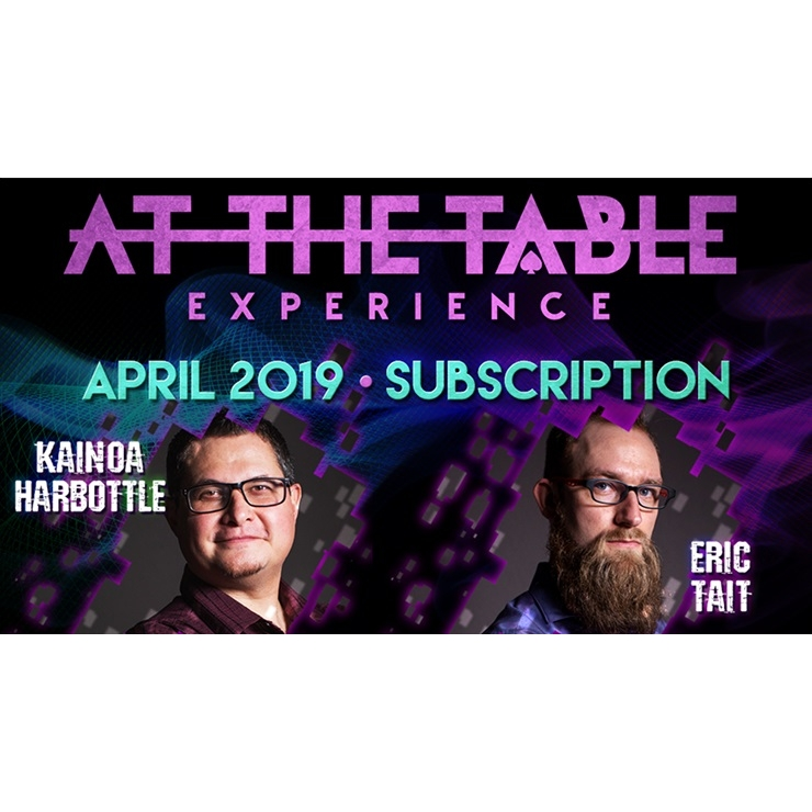 At The Table April 2019 Subscription vid