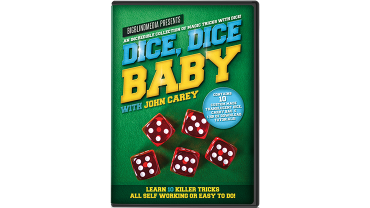 Dice Dice Baby with John Carey (Props an