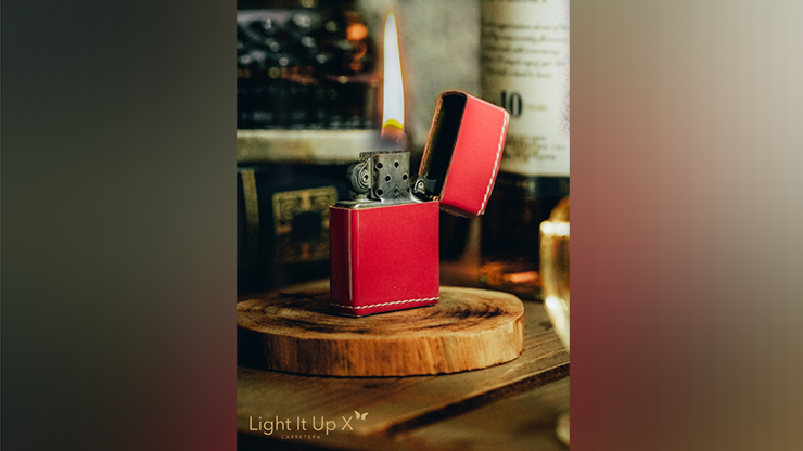 Limited Edition Light It Up Scarlet Shin