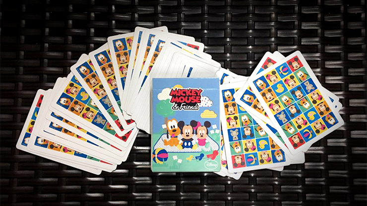 Mickey Mouse & Friends Baby Playing Card