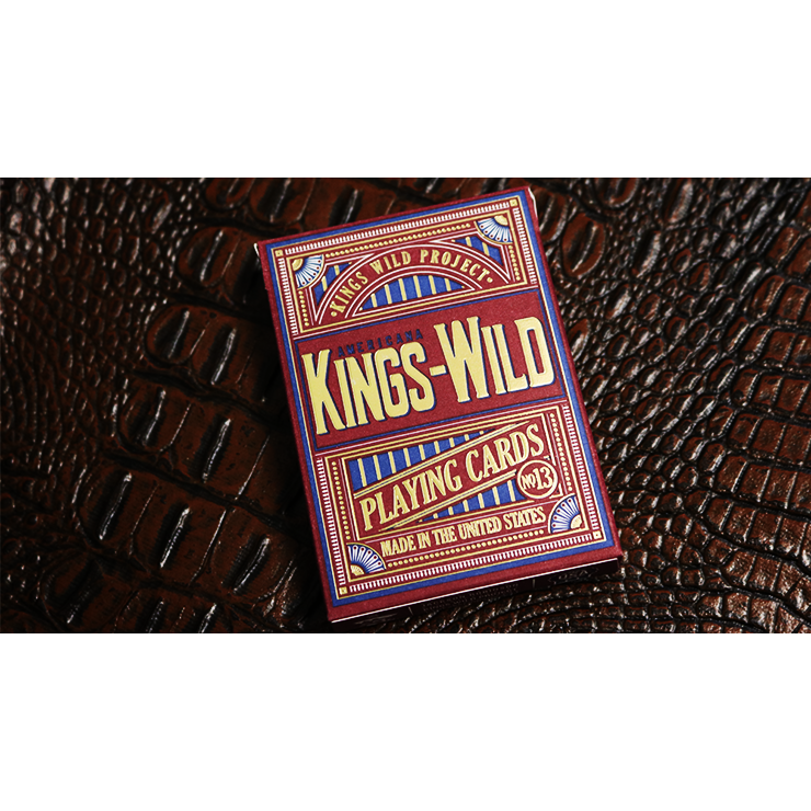 Kings Wild Americanas Gilded Edition by
