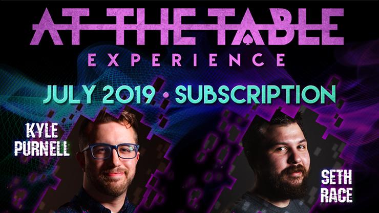 At The Table July 2019 Subscription vide