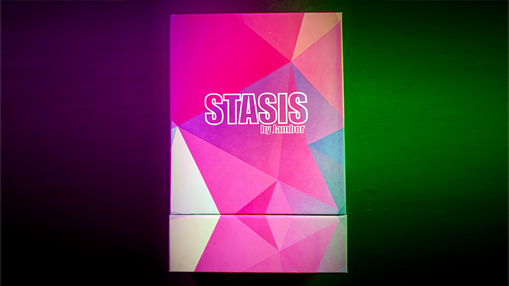Stasis (Gimmicks and Online Instructions) by Jambor Trick