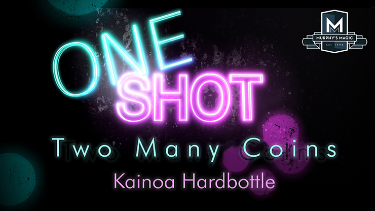 MMS ONE SHOT Two Many Coins by Kainoa Ha