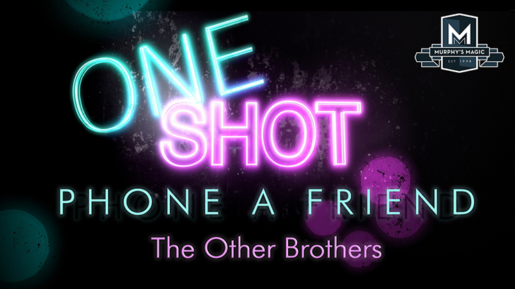 MMS ONE SHOT Phone a Friend 2 by The Oth