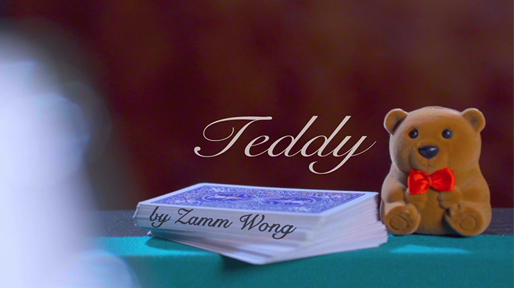 TEDDY (Red) by Zamm Wong & Magic Action Trick