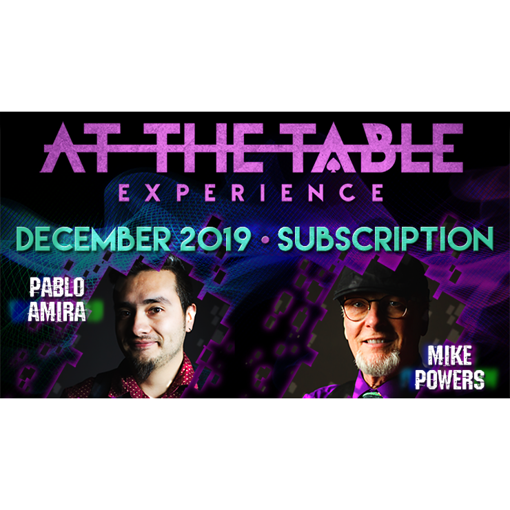 At The Table December 2019 Subscription