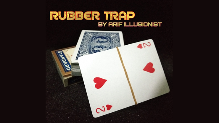 Rubber Trap by Arif Illusionist video DO