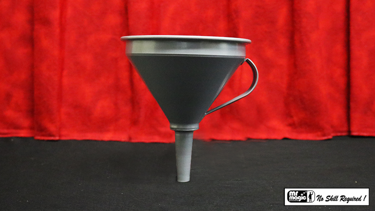 Comedy Funnel (Aluminum) by Mr. Magic Trick