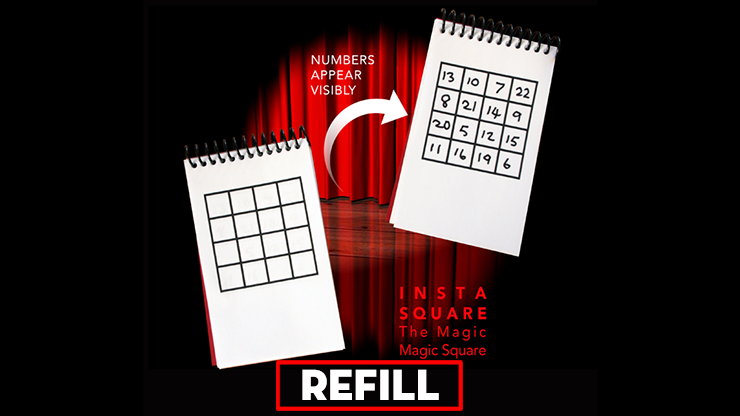 Refill for Insta Square by Martin Lewis Trick