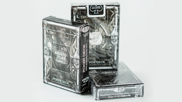 ARISTO V TWIN Playing Cards