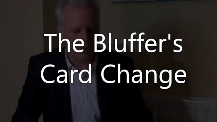 The Bluffers Card Change by Brian Lewis