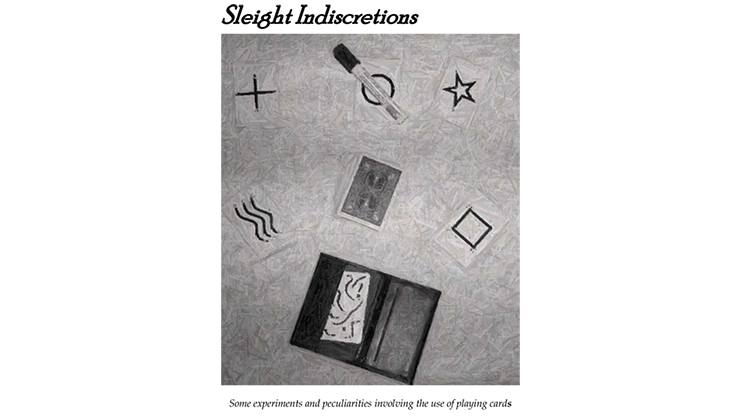 Sleight Indiscretions by Brian Lewis eBo