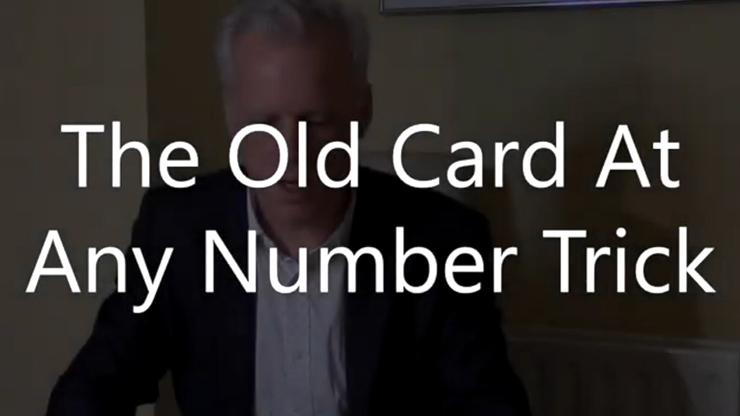 TOCAANT (The Old Card At Any Number Tric