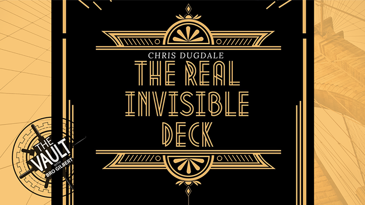 The Vault The Real Invisible Deck by Chr