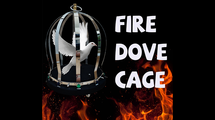 FIRE CAGE (1 Time) by 7 MAGIC Trick