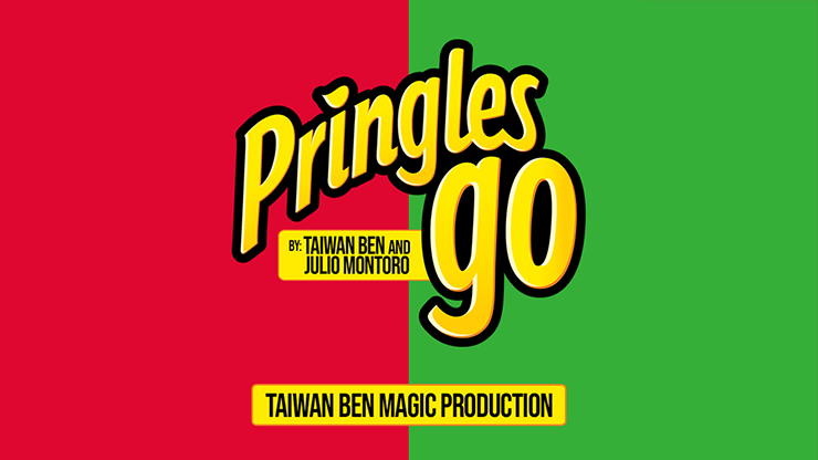 Pringles Go (Green to Yellow) by Taiwan
