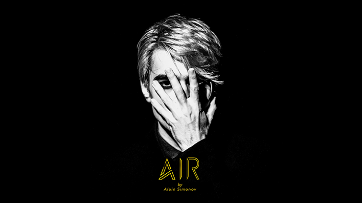 AIR (Gimmicks and online instruction) by Alain Simonov & Shin Lim Trick