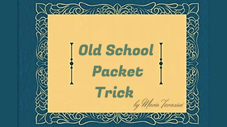 Old School Packet Trick by Mario Tarasin