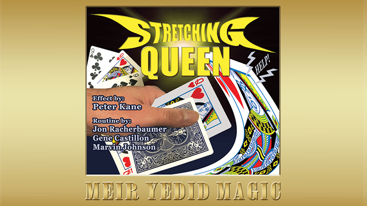 The Stretching Queen (Gimmicks and Onlin