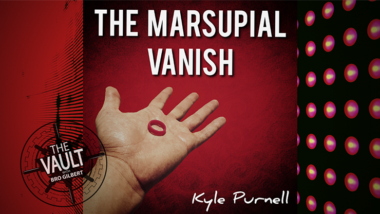 The Vault The Marsupial Vanish by Kyle P