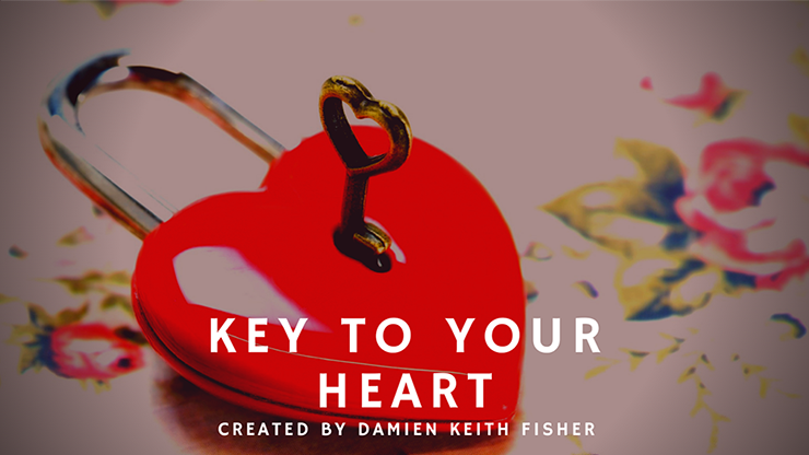 Key to Your Heart by Damien Keith Fisher