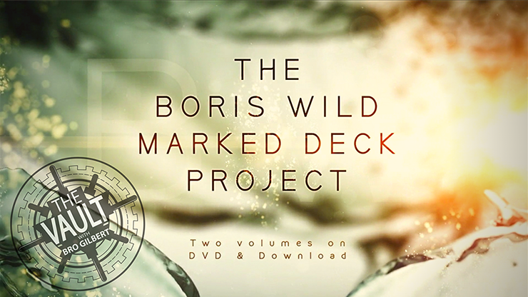 The Vault Boris Wild Marked Deck Project