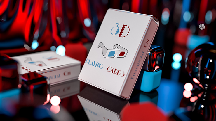 3D Playing Cards by Nacho Montenegro