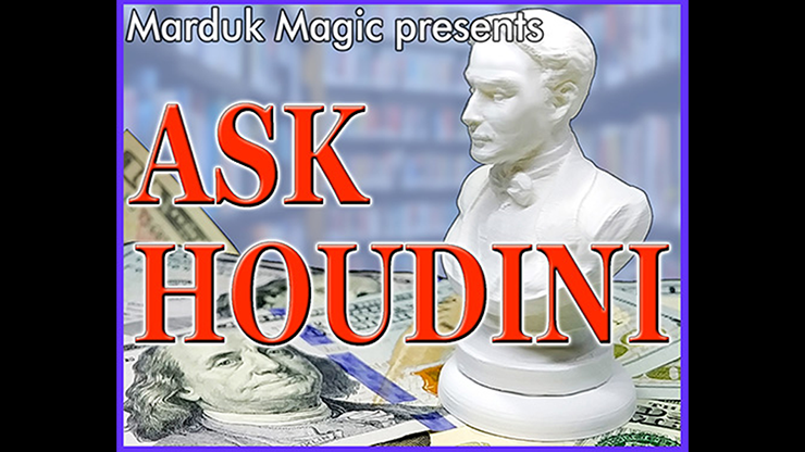 ASK HOUDINI by Quique Marduk and Juan Pablo Ibanez Trick