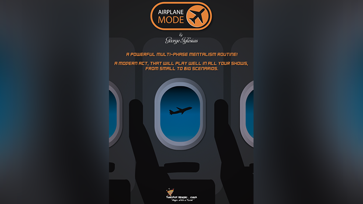 AIRPLANE MODE by George Iglesias & Twister Magic Trick