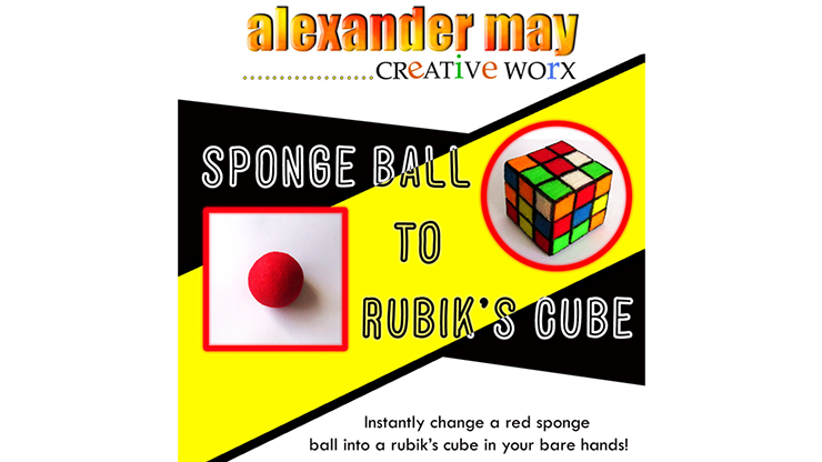 Ball to Rubiks Cube by Alexander May Tr