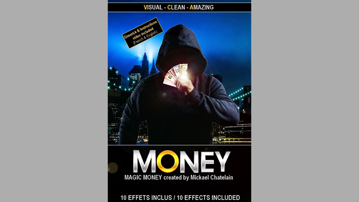 My Magic Money by Mickael Chatelain Tric