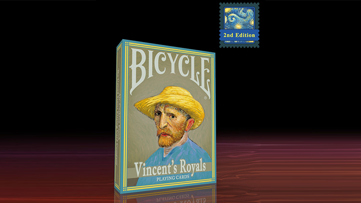 Bicycle Limited Edition Vincents Royals