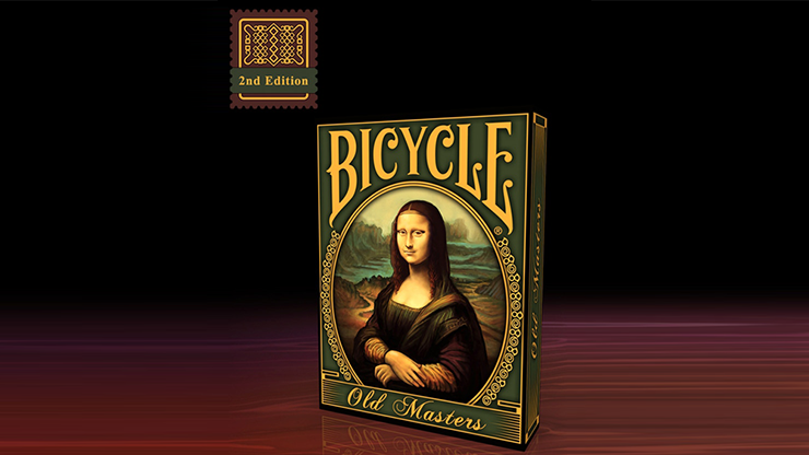 Bicycle Old Masters 2nd Edition Playing