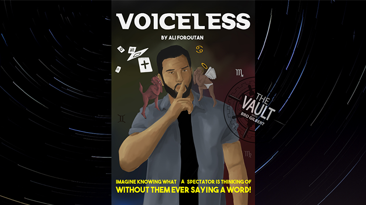 The Vault VOICELESS by Ali Foroutan Mixe