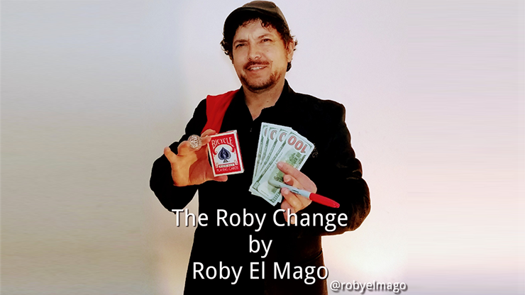 THE ROBY CHANGE by Roby El Mago video DO