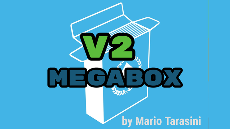 Megabox V2 by Mario Tarasini video DOWNLOAD