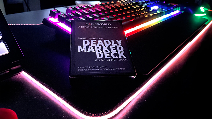 DEADLY MARKED DECK (Gimmicks and Online Instr