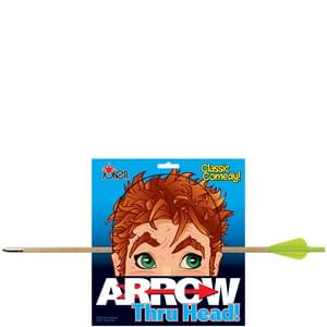 Arrow Through Head