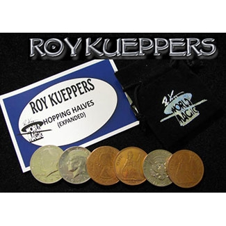 Hopping Halves Expanded by Kueppers
