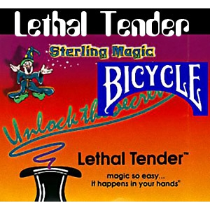 Lethal Tender by Sterling (Bicycle)