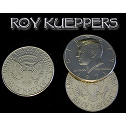 Flipper Half Dollar by Kueppers