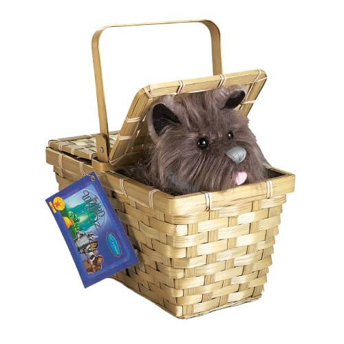Deluxe Toto In A Basket Wizard Of Oz