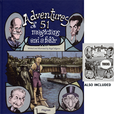 Adventures of 51 Magicians (Book & Pamph